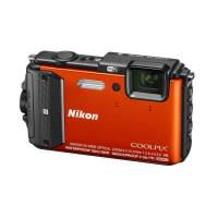Nikon Coolpix AW130 Unterwasserkamera orange