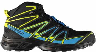 Salomon M X-CHASE MID GTX. Gr. UK 10
