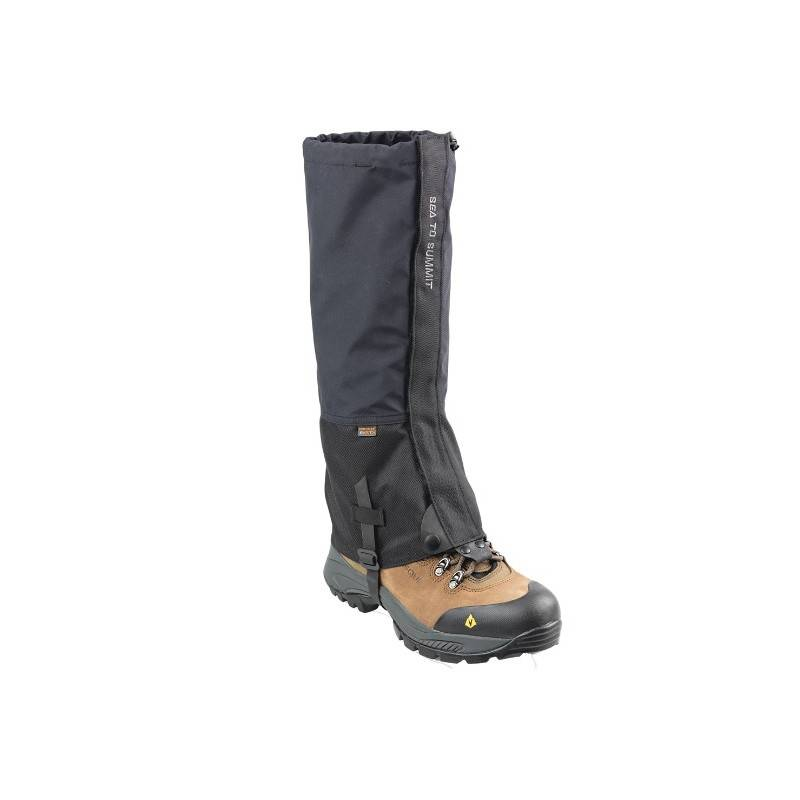 Sea to Summit Alpine eVent® Gaiters L Schwarz